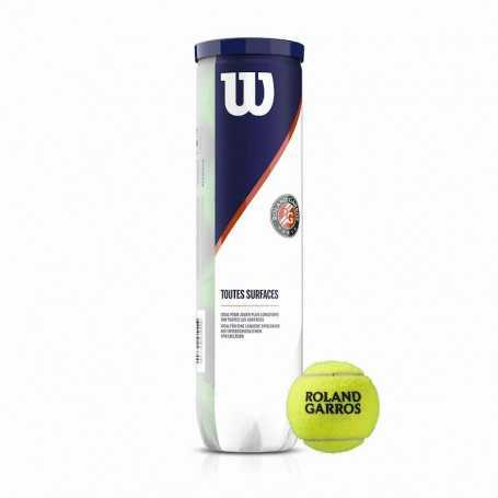 Wilson Roland Garros All Court 4 Ball Dose