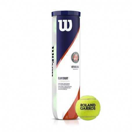Wilson Roland Garros Clay 4 Ball Dose