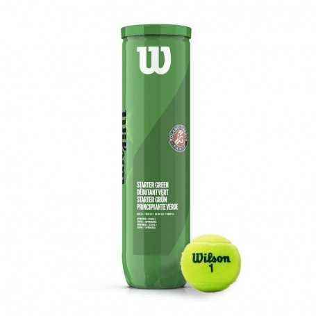 Wilson Roland Garros Green 4 Ball Dose