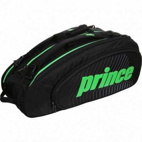 Prince Tour Slam 12 Pack schwarz-grün