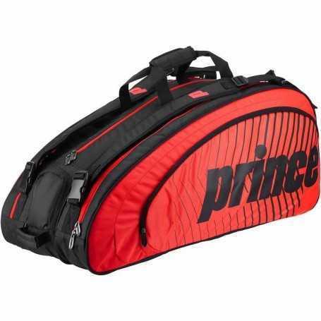 Prince Tour Challanger 12 Pack rot-schwarz