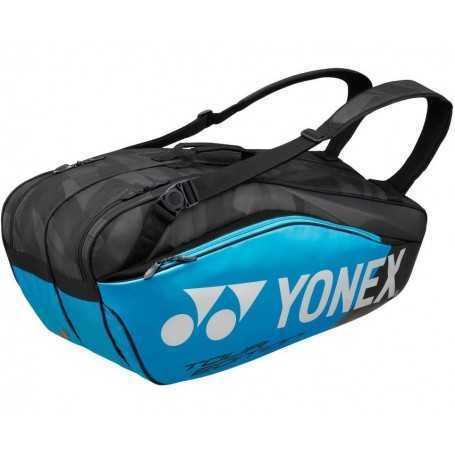 Yonex Pro X6 Tennistasche blau-schwarz