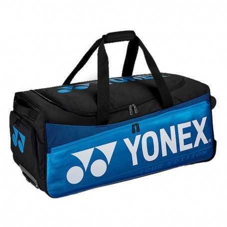 Yonex Pro Trolley Reisetasche blau