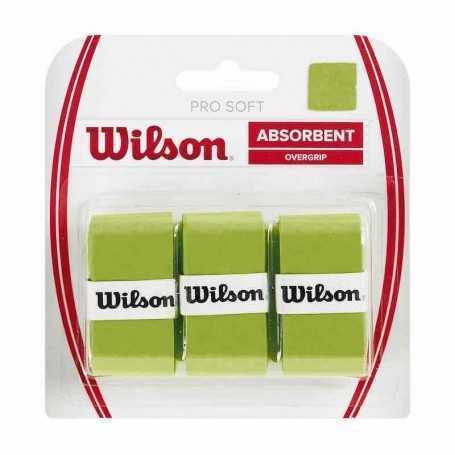 Wilson Pro Soft Overgrip lime