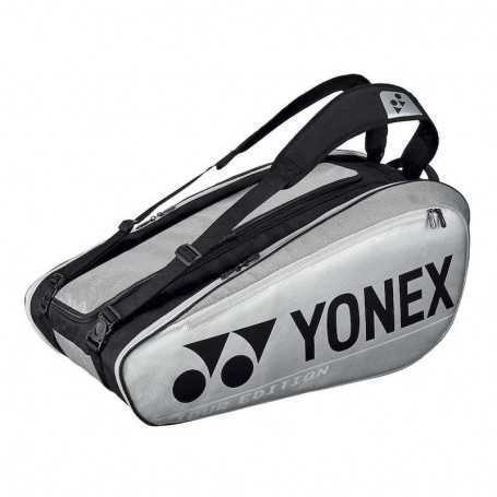 Yonex Pro X6 Tennistasche silber