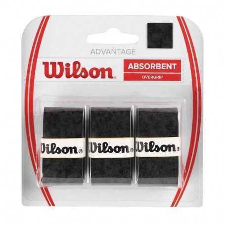 Wilson Advantage Overgrip schwarz