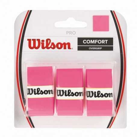 Wilson Pro Overgrip Player pink