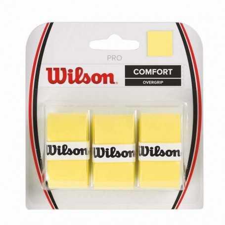 Wilson Pro Overgrip Player gelb