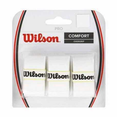 Wilson Pro Overgrip Player weiss