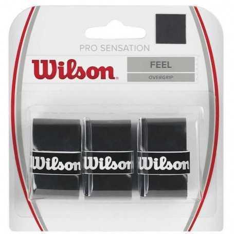 Wilson Pro Overgrip Sensation schwarz