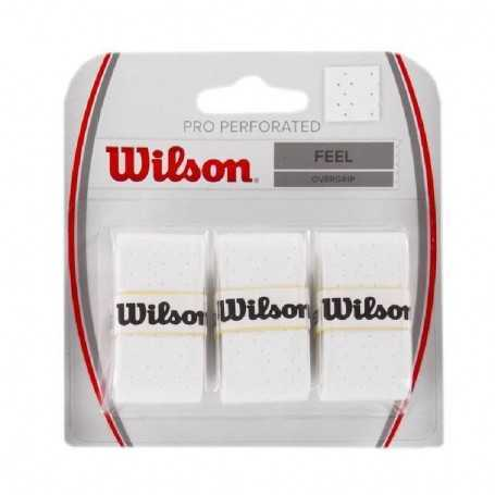 Pro Overgrip Perforated weiss