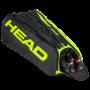 Head Tour Team Extreme X12 Monstercombi Tennistasche schwarz-neongelb