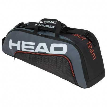 Head Tour Team X6 Combi Tennistasche schwarz-grau