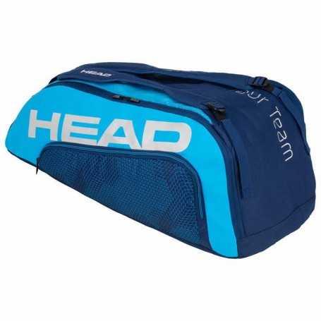 Head Tour Team X9 Supercombi Tennistasche navy-blau