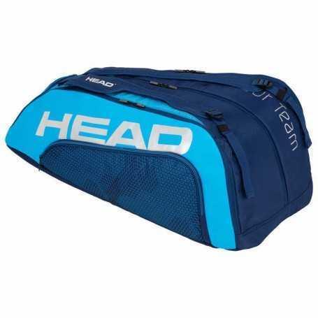 Head Tour Team X12 Monstercombi Tennistasche navy-blau