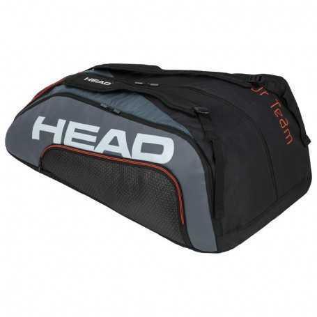 Head Tour Team X15 Megacombi Tennistasche schwarz-grau