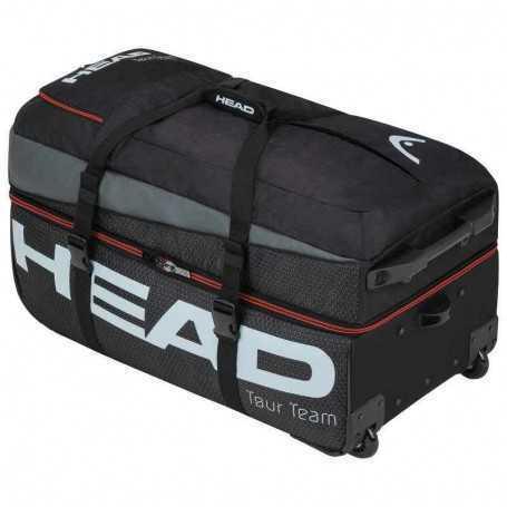 Head Tour Team Reisetasche schwarz-grau