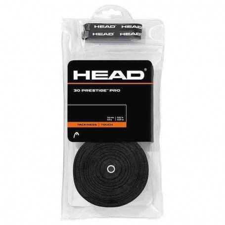 Head Prestige Pro Overgrip X30 schwarz