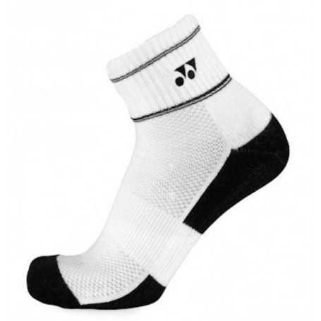 Yonex Socken kurz Herren 3er weiss-schwarz