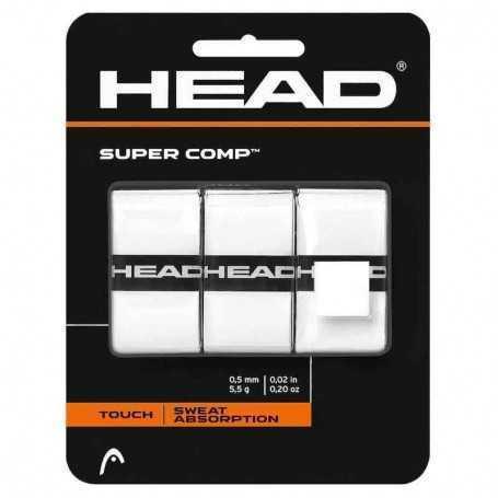 Head Super Comp Overgrip weiss