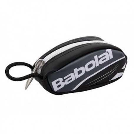 Babolat Schlüsselanhänger Tasche schwarz