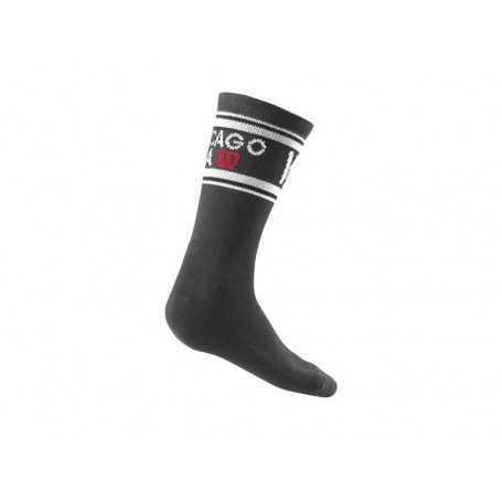 Wilson Socken Crew Since 1914 lang 1er Herren schwarz