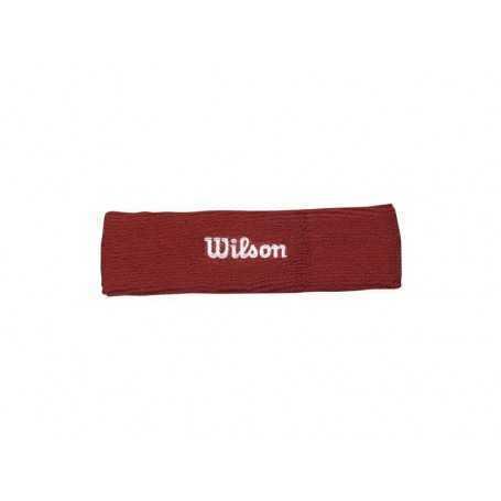 Wilson Stirnband rot