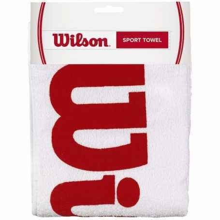 Wilson Sport Tuch weiss