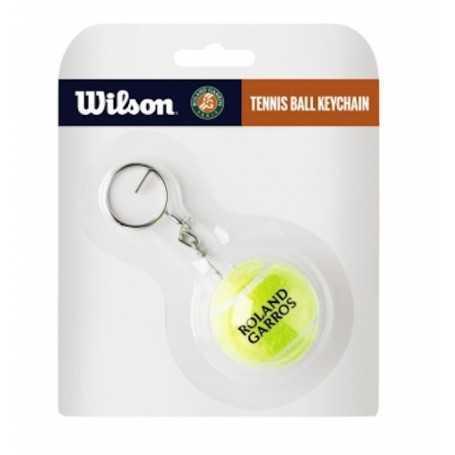 Wilson Schlüsselanhänger Tennisball Roland Garros