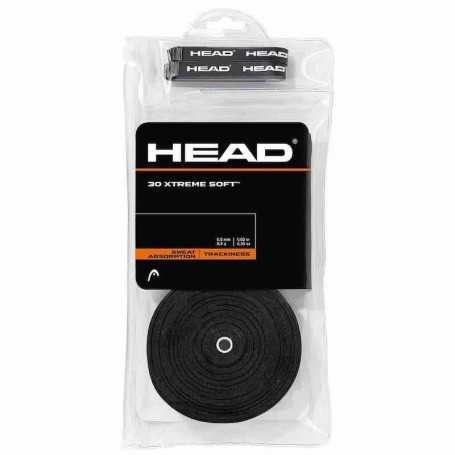 Head Xtreme Soft Overgrip X30 schwarz