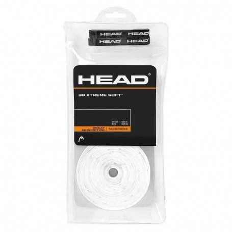 Head Xtreme Soft Overgrip X30 weiss