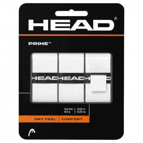 Head Prime Overgrip weiss