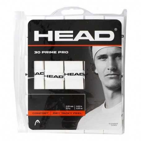 Head Prime Pro Overgrip X30 weiss