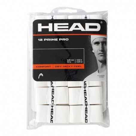 Head Prime Pro Overgrip X12 weiss