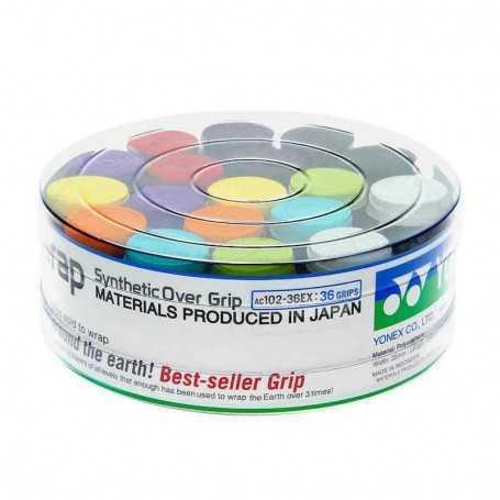 Yonex Super Grap Overgrip X36 multicolor