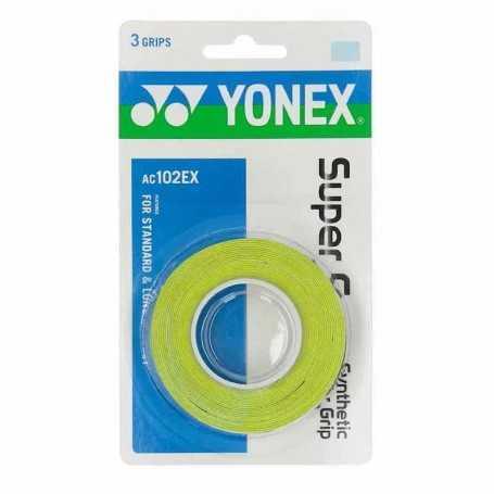 Yonex Super Grap Overgrip citrus-grün