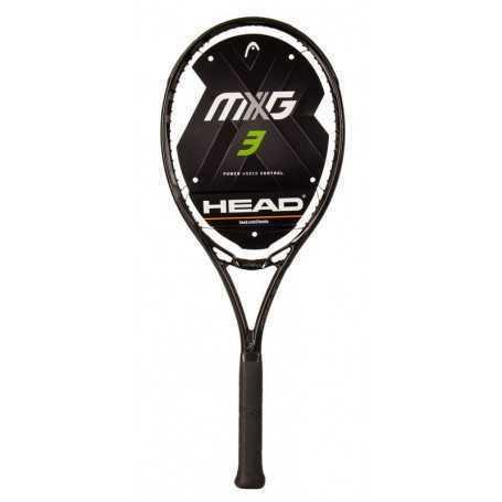 Head MxG 3 Graphene Touch Nite Schläger (unbesaitet)