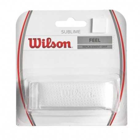 Wilson Sublime Basicgrip weiss