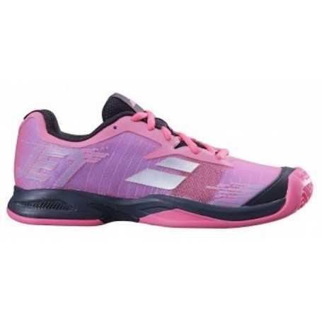 Babolat Jet Claycourt Kinder Tennisschuhe pink-schwarz
