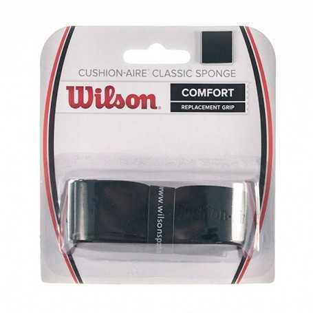 Wilson Cushion Aire Classic Sponge Basicgrip schwarz