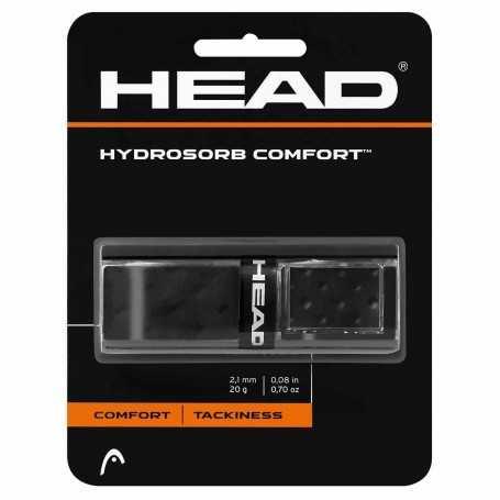 Head Hydrosorb Comfort Basicgrip X12 schwarz