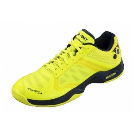 Yonex Aerus Dash Allcourt Damen Tennisschuhe gelb