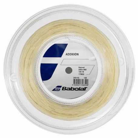 Babolat Addixion Rolle 200m 1,30mm natural