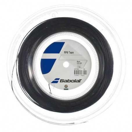 Babolat RPM Team Rolle 200m 1,25mm schwarz