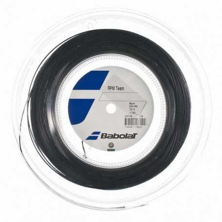 Babolat RPM Team Rolle 200m 1,30mm schwarz
