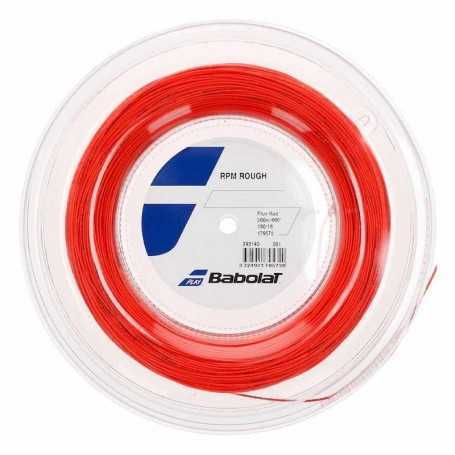 Babolat RPM Rough Rolle 200m 1,25mm rot