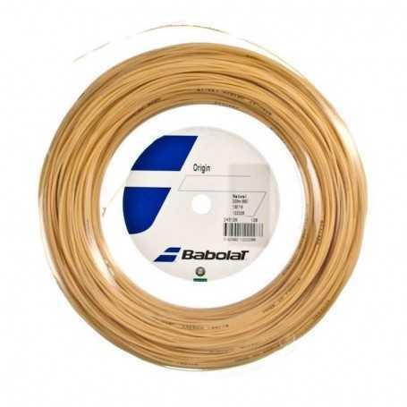 Babolat Origin Rolle 200m 1,30mm natural