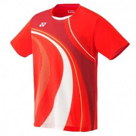 Yonex Herren T-Shirt rot