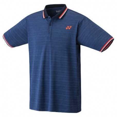 Yonex Herren Polo T-Shirt navy mit rotem Logo