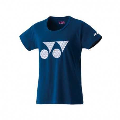 Yonex Damen T-Shirt dunkelblau